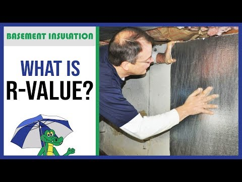 🐊👉R-Value Explained | PROPERLY Insulate Your Basement/Crawl Space!