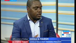 Business Today: Google and Tourism