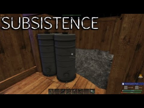 Power Storage and Loot!! |  Subsistence Gameplay | E39