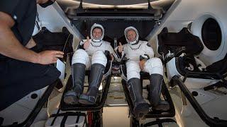 Космический корабль Илона Маска успешно вернулся на Землю