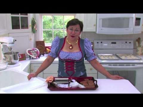Making Springerle Cookie Dough by Springerle Joy™