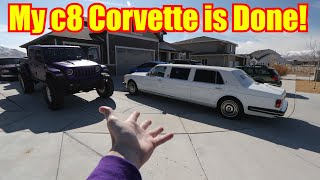 The Biggest C8 Corvette and Gladiator 6x6 UPDATES!!