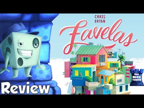 Favelas Review - with Tom Vasel