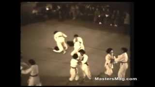Classic Judo Masters VOL-1 by Sensei Hal Sharp