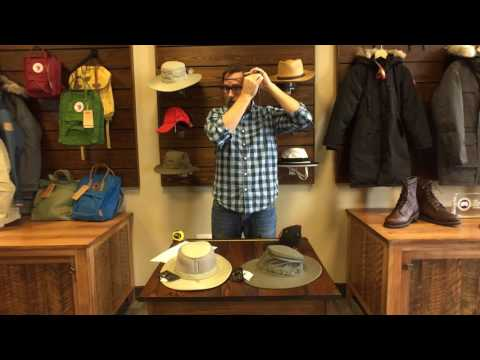 How to Get the Perfect Fitting Tilley Hat