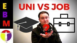 University vs Job
