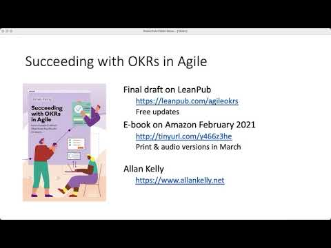 Best seller – Succeeding with OKRs in Agile