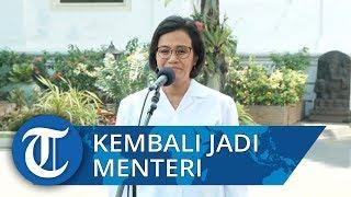 Sri Mulyani Pastikan Dirinya Kembali Jabat Menteri Keuangan di Kabinet Jokowi-Ma'ruf Amin