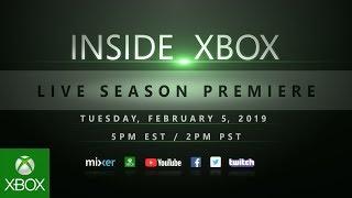 Inside Xbox - Annuncio diretta di febbraio