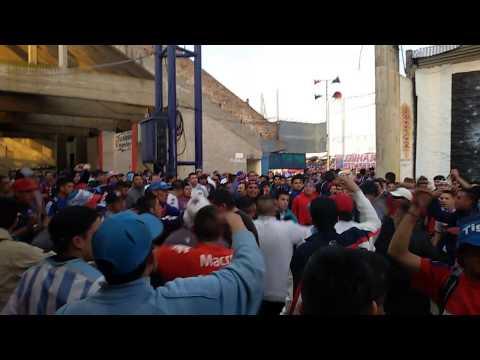 """Tigre vs Quilmes (3.Ago.2015) 113 años (4)"" Barra: La Barra Del Matador • Club: Tigre"