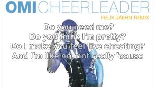 Cheerleader-Omi (Felix Jaehn Radio Edit) Lyrics