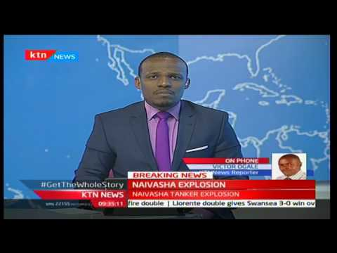 Sunday Edition: Analysis of an explosion by a Ugandan trailer ferrying glue containers at Karai Area
