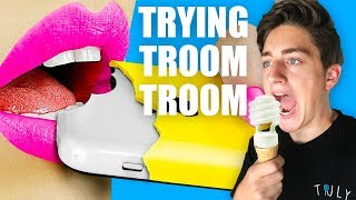 Trying Troom Troom's Awful Pranks
