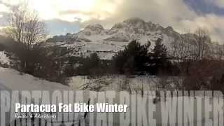preview picture of video 'Surly Moonlander in Partacua Fat Bike Winter; Routes & Adventures'