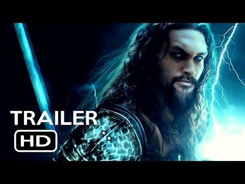 Aquaman : Throne Of Atlantis - Trailer (2018) | Jason Momoa, Amber Heard | Fan Made