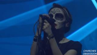 Chvrches Get Away Live 1080p HD