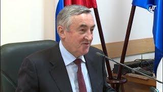 Мэр Юрий Бобрышев провел традиционную большую итоговую пресс-конференцию