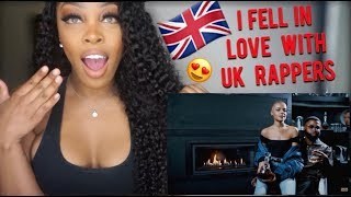 FIRST REACTION TO UK HIPHOP RAPPERS  |Yxng Bane,Fredo,B YoungBelly Squad,EO Part 2
