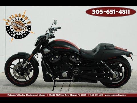 Used 2017 Harley Davidson VRSCDX Night Rod Special V Rod For Sale Miami Florida
