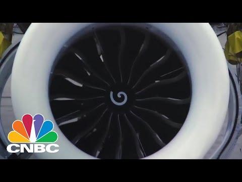 World's Largest Jet Engine Test | CNBC