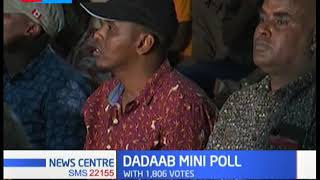 ODM party triumph in Dadaab mini poll, Jubilee and KANU candidates trail