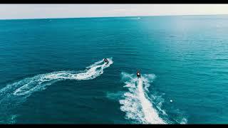 Sunset lover Beach Day (DJI Phantom 4 PRO) 4k-60fps