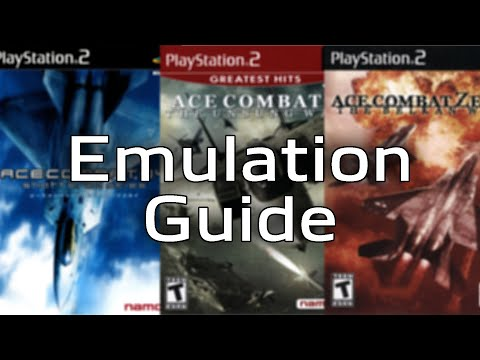 Guide to play Ace 5+0 near perfect on PCSX2  :: ACE COMBAT