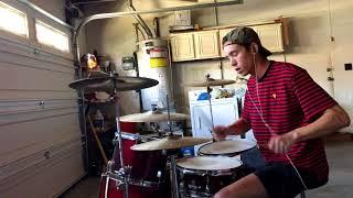 Basement - Summer's Colour [Drum Cover]