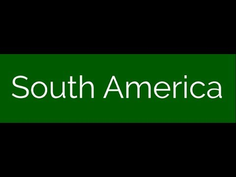 Flags of South America quiz