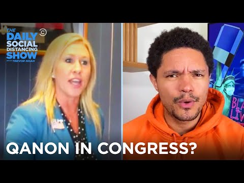 """Fresh Prince"" Reboot, QAnon in Congress & NYC's Apple Plea 