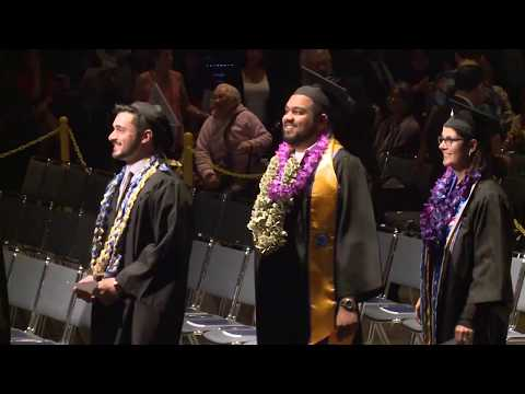 SJSU College of Humanities and the Arts Commencement Ceremony 2018