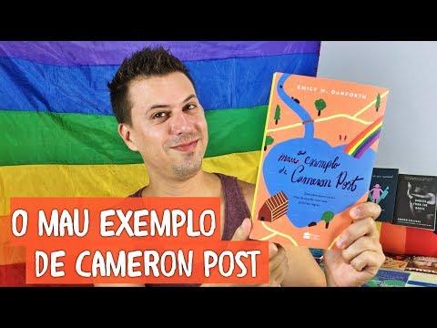 Eu Leio LGBT | O Mau Exemplo De Cameron Post