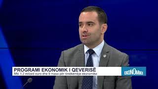 Ekonomiks - Programi ekonomik i qeverisë 04.06.2020