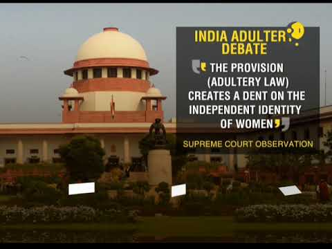 India News: SC admits PIL challenging Adultery law