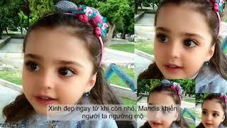 Bé gái xinh đẹp nhất thế giới  - The most beautiful girl in the world |KHANH K59