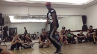 Buss Guns - Ace Hood // JC choreography