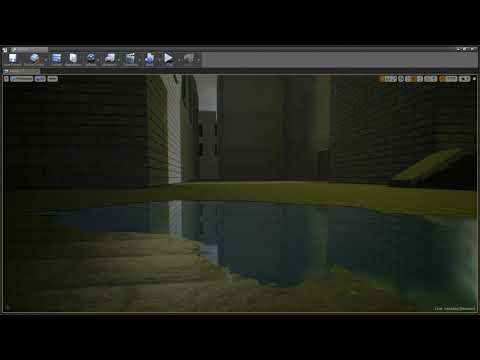 Rain ripple animated texture creation — polycount