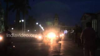 Gwalior City at Night