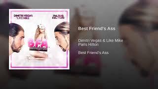 Paris Hilton Best Friend's Ass