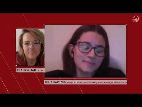 #SiatkarskaPolska - Julia Papszun