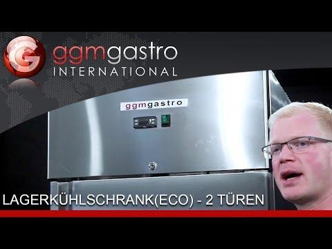 Kühlschrank KS 2-Türig - GGM Gastro