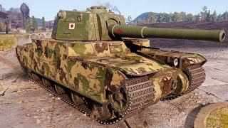 Type 5 Heavy - 12 Kills - World of Tanks Gameplay