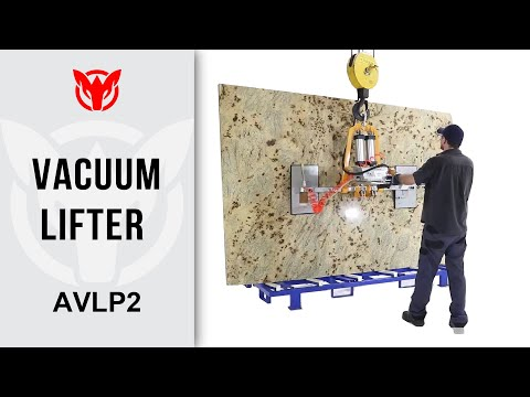 진공 리프터 AVLP2-500kg