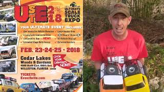 Vaterra RC sponsored Expedition Event USTE 2018