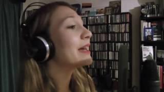Alice Luterotti - Chissà se stai dormendo (Cover Jovanotti)