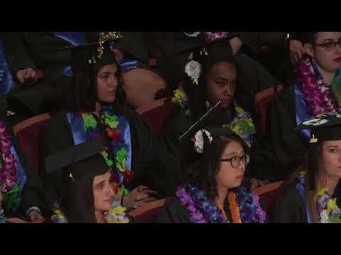 Soka University 2018 Commencement Ceremony