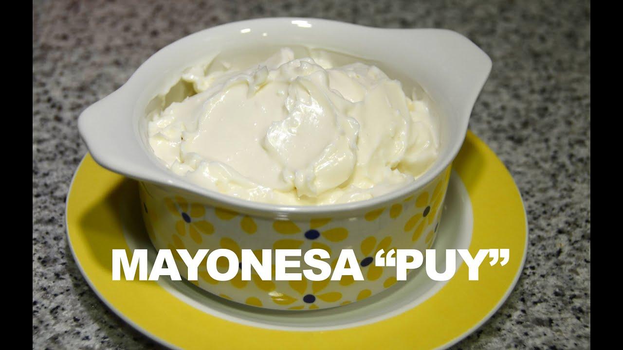 """MAYONESA """"PUY"""""""