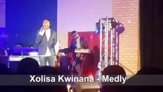 CPUT 2016 Annual Concert - Xolisa Kwinana (Medly)