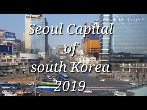 Seoul capital of South Korea 2019