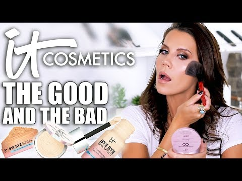 IT COSMETICS | Hits & Misses